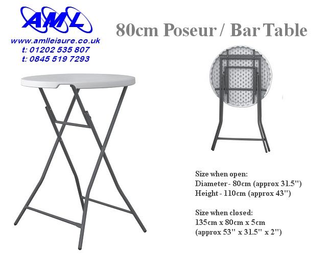 Tall / Bar Table